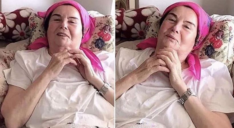 Fatma Girik'ten kritik ameliyat sonrası ilk kare!
