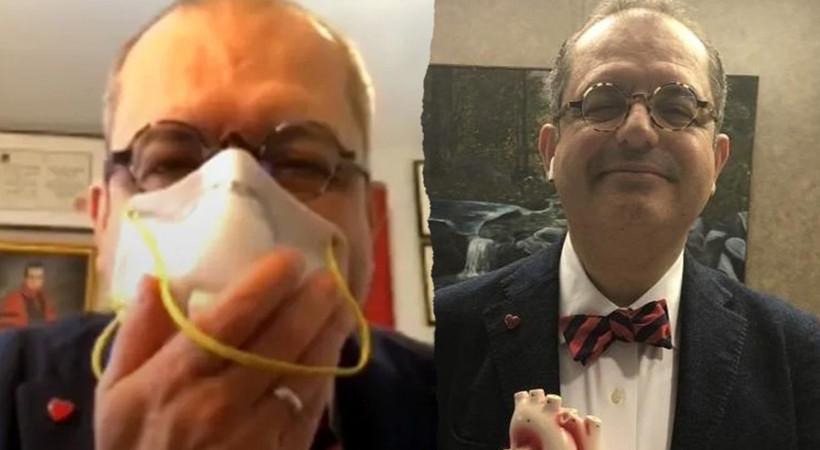 MHP'den Halk TV ve Prof. Dr. Çilingiroğlu'na tepki