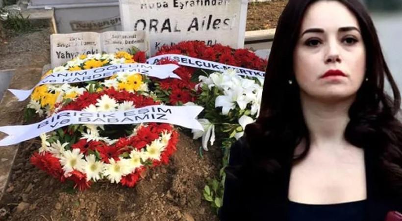 Özgü Namal eşinin cenazesine katılamadı
