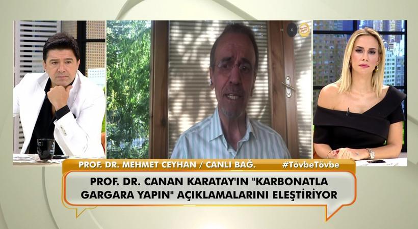Mehmet Ceyhan'dan Canan Karatay'la ilgili yeni açıklama: 'Vicdan meselesi'