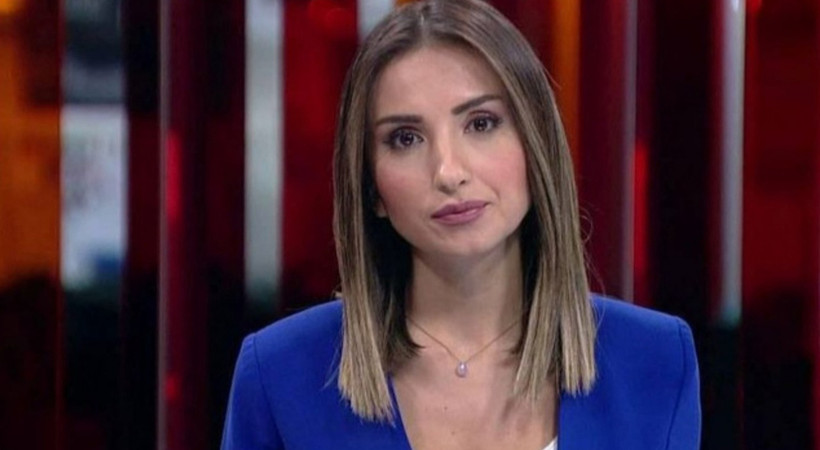 CNN Türk spikeri Duygu Kaya'dan yeni haber!