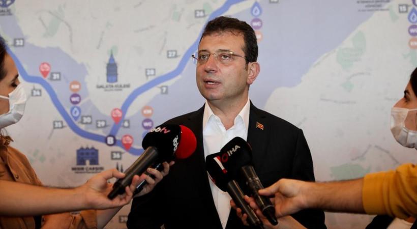 İmamoğlu'ndan 'yeni taksi' açıklaması: Herkes yetkisini bilecek
