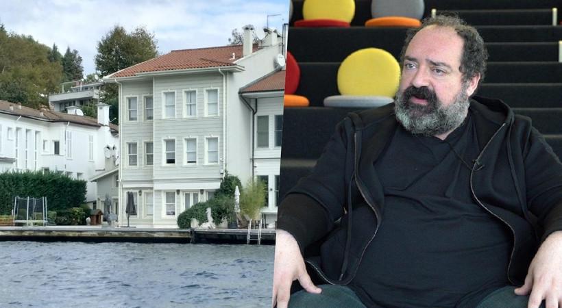 Ünlü girişimci Nevzat Aydın Boğaz'da 90 milyon TL'ye yalı aldı