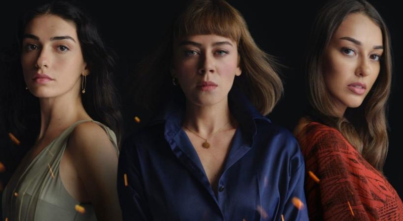 Alev Alev dizisinin ilk bölüm fragmanı yayınlandı