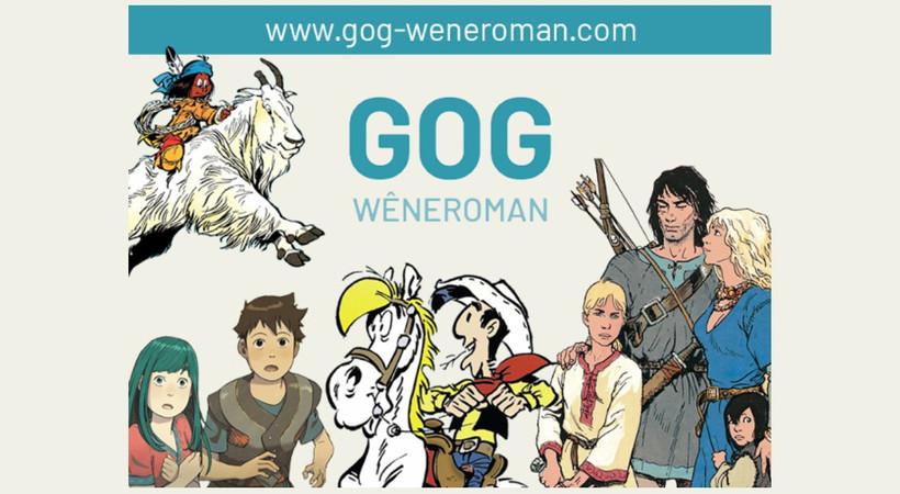 İlk Kürtçe çizgi roman çocuk dergisi GOG yayın hayatına hazırlanıyor