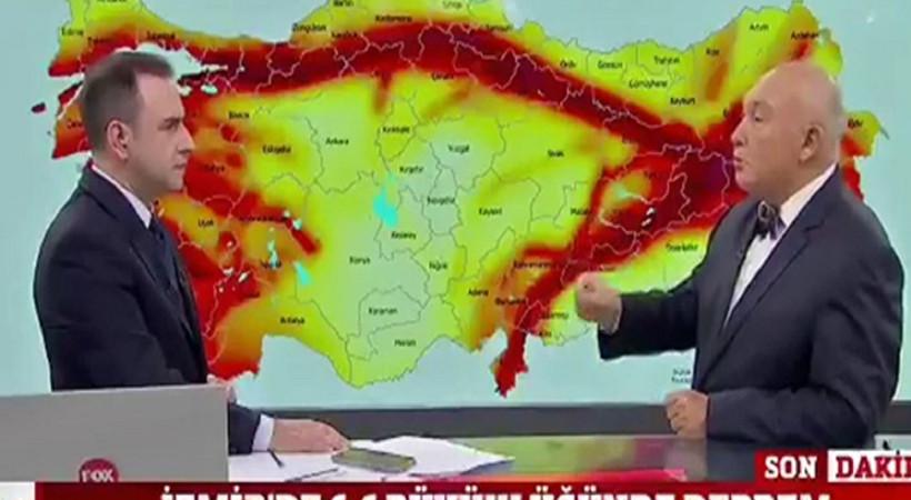 Fox TV'ye konuk olan Ahmet Ercan'dan olay sözler!