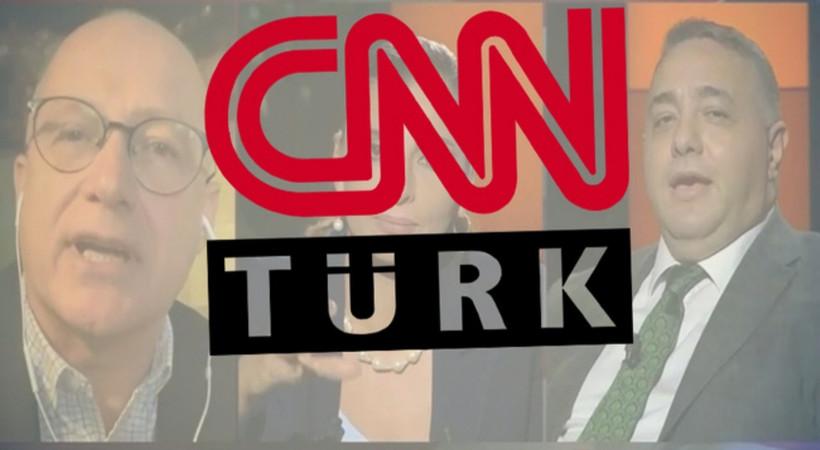 Canlı yayındaki tartışmanın ardından CNN Türk'ten açıklama!