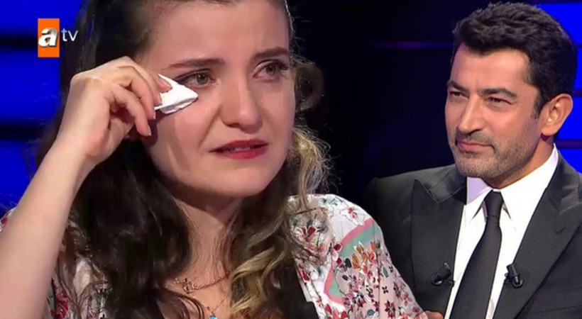 Kim Milyoner Olmak İster'de duygusal anlar! Hem ağladı hem ağlattı...