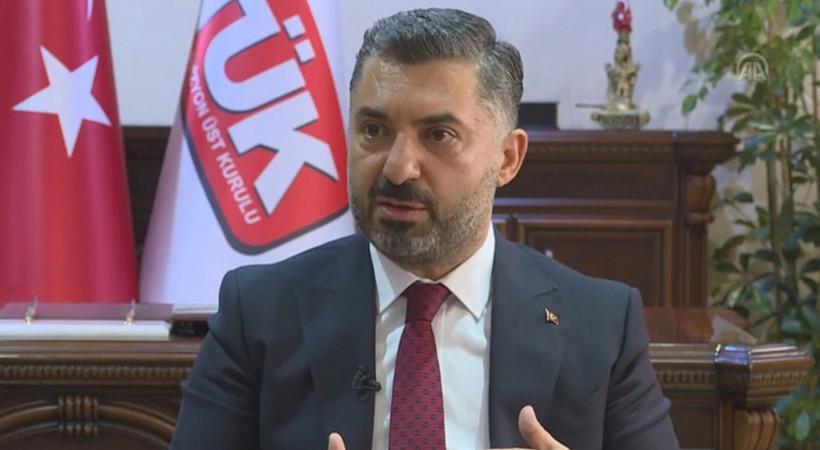 Berat Albayrak'ın istifası RTÜK'ü de karıştırdı