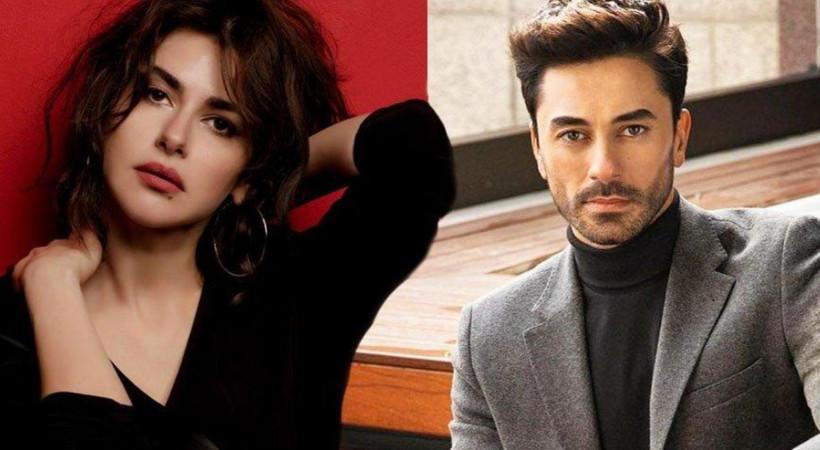 Nesrin Cavadzade ve Gökhan Alkan aşklarını ilan ettiler!