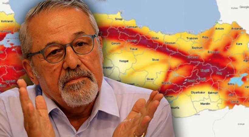 Prof. Dr. Naci Görür'den İstanbul için korkutan uyarı: En az 7,2 büyüklüğünde deprem bekliyoruz