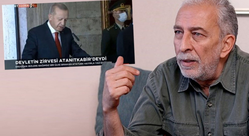 Emin Çölaşan'dan TRT'ye 'Atanıtkabir' tepkisi!
