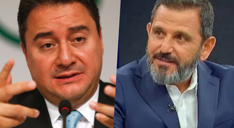 Fatih Portakal'dan Ali Babacan'a tepki!