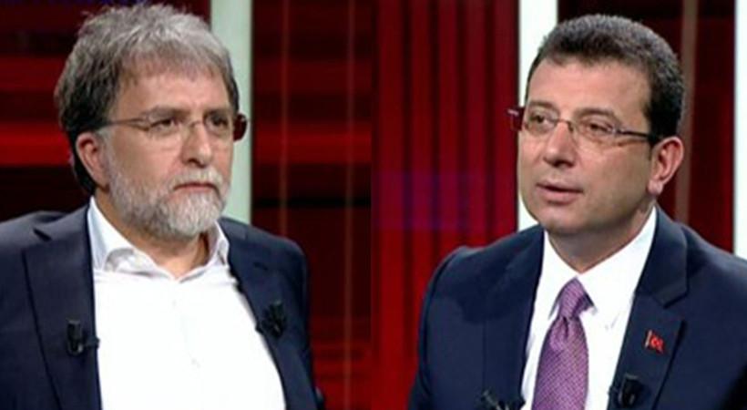 Ahmet Hakan'dan İmamoğlu soruşturmasına tepki!