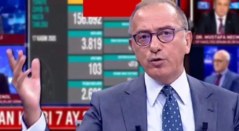 Fatih Altaylı canlı yayında çok sinirlendi: Devletimiz bizi mi kandırıyor
