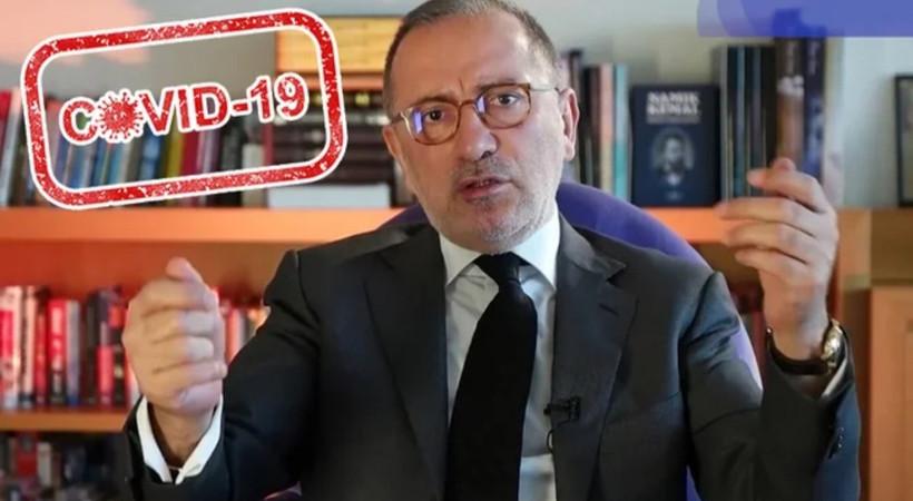 Fatih Altaylı: İstanbul'da günde 20 bin vaka...