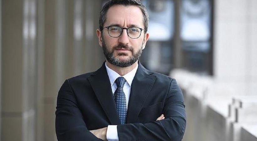 Emekli gazeteciye Fahrettin Altun soruşturması