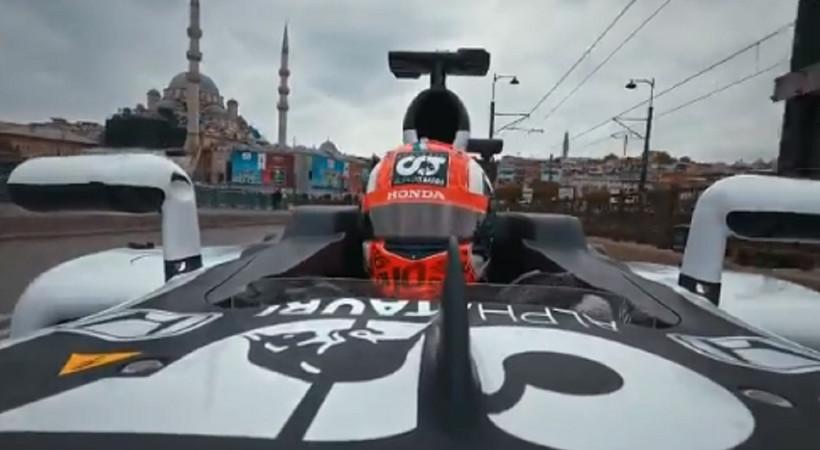 RedBull'un İstanbul tanıtım videosu tüm dünyada yayında!