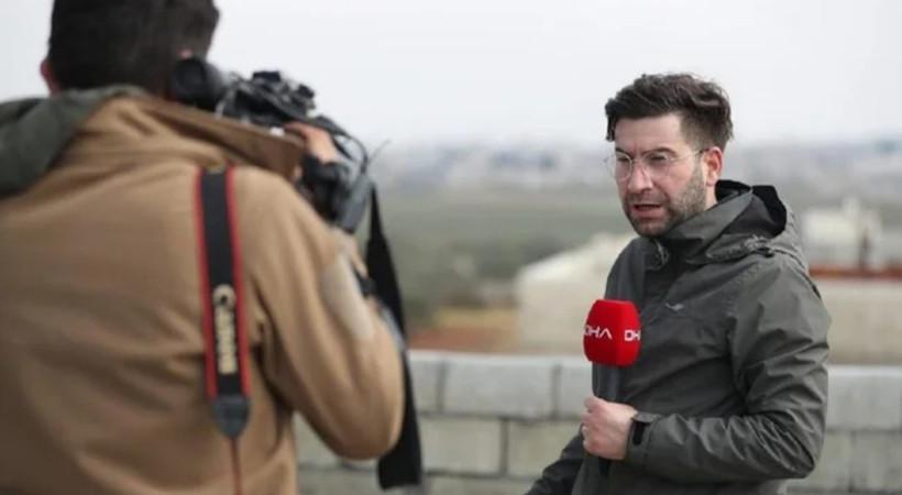 Gazeteciye saldıranlara anlamlı ceza!