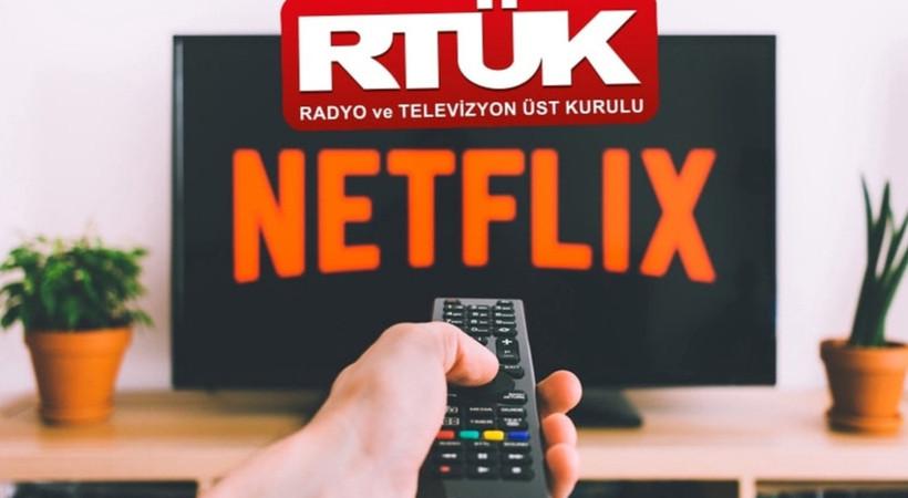 RTÜK Başkan Yardımcısından Netflix açıklaması!