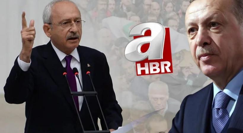 CHP'den Erdoğan'a çok sert tepki: a Haber'in servis ettiği fotoğraf photoshop çıktı!