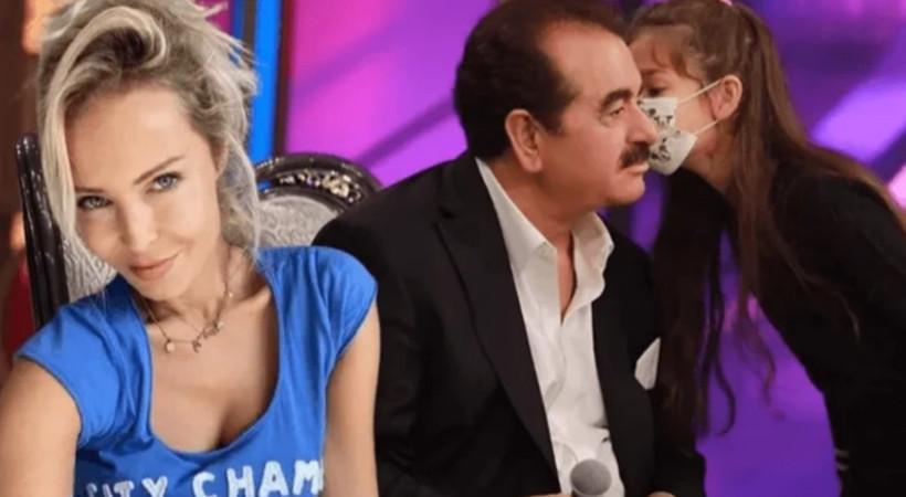 Elif Ada İbo Show'a katıldı, İbrahim Tatlıses'in eski eşi gelen yorumlara isyan etti!