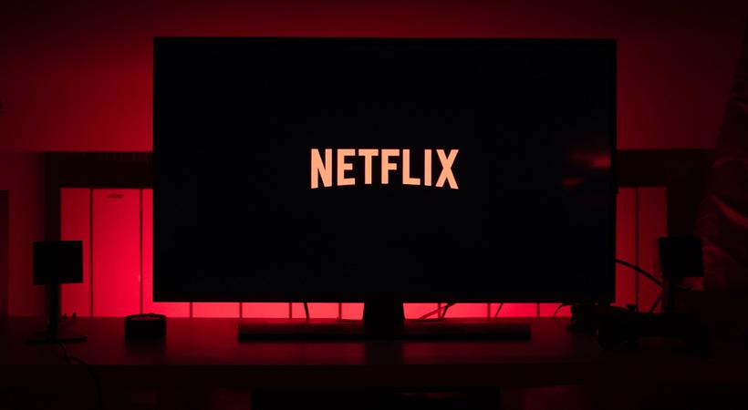 Çalışanların Netflix keyfi!