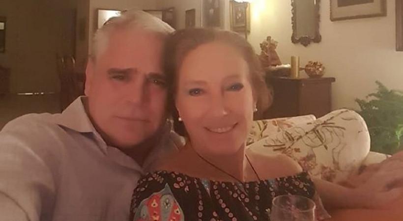 Ünlü çiftten 12. yıl kutlaması