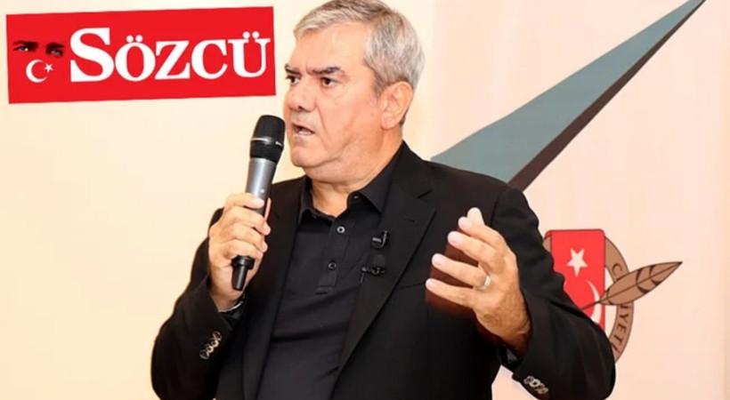 Yılmaz Özdil'den 'Ebubekir Sifil' tepkisi: Kendi gazetem bile sessiz...