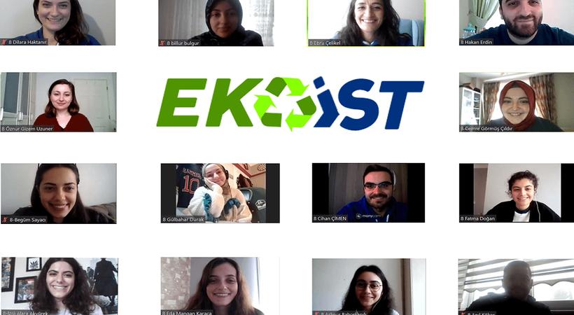 İBB'nin genç yeteneklerinden İstanbul için proje