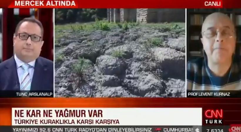 CNN Türk'te ilginç diyalog