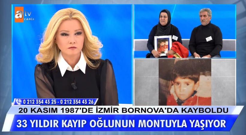 Müge Anlı'da dram: 33 yıldır kayıp oğlunun...