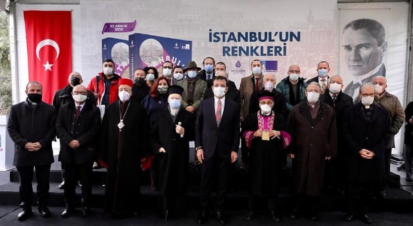 'İstanbul'un Renkleri' tanıtıldı