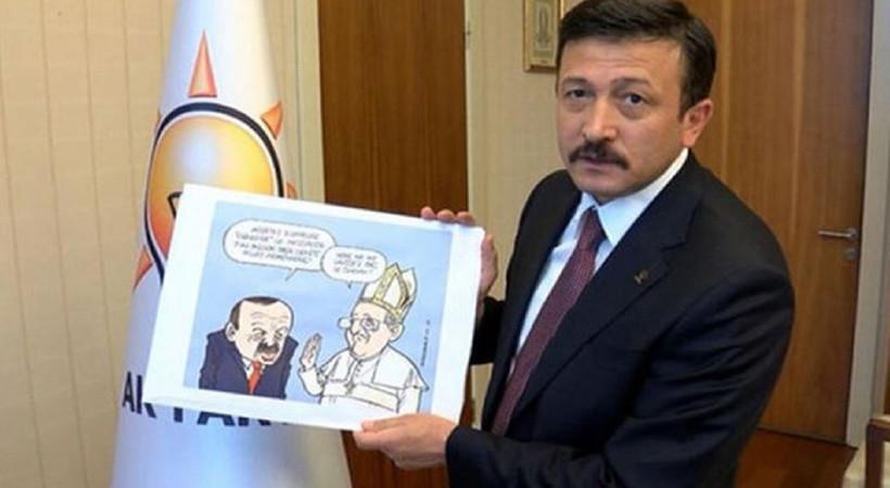 AKP'liler tepki göstermişti! Söyleşi iptal edildi