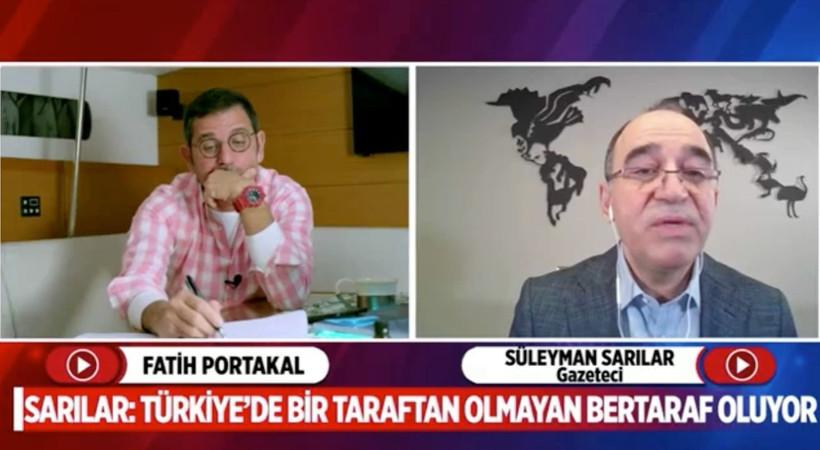 Süleyman Sarılar'dan flaş açıklamalar! Olay TV yola devam edecek mi?