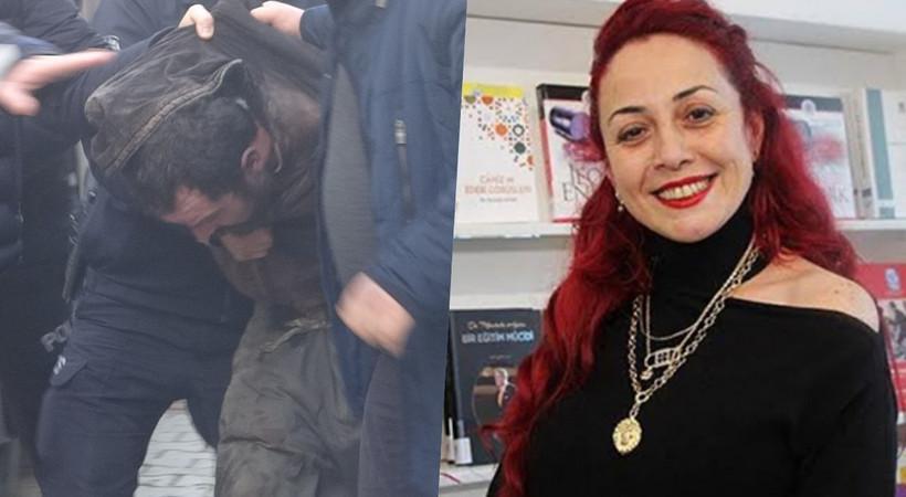Öğretim üyesi kadını diri diri yakarak öldürdü!