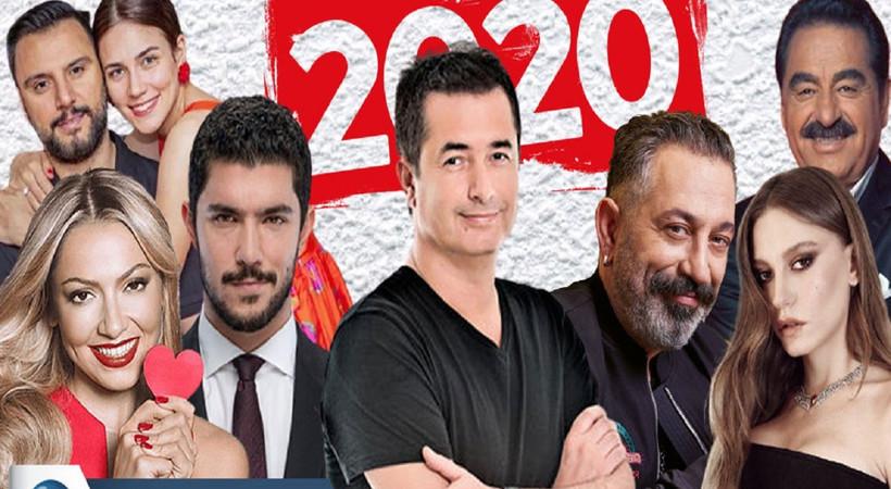2020'ye damga vuran magazin olayları!