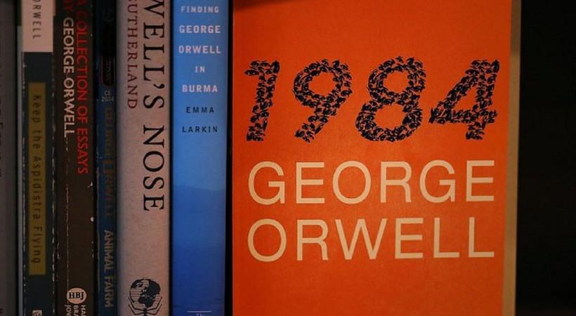 George Orwell'in kitaplarının telif hakları bitti