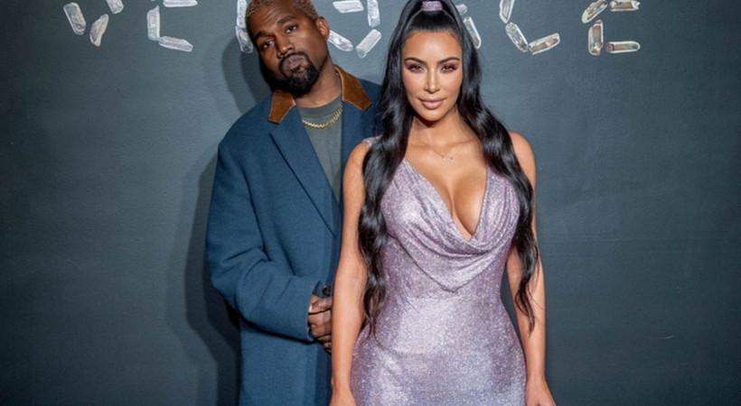 Kim Kardashian ve Kanye West evleri ayırdı
