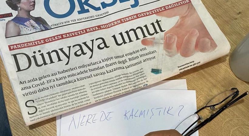 Zafer Mutlu'nun yeni gazetesi Oksijen ne zaman çıkacak?