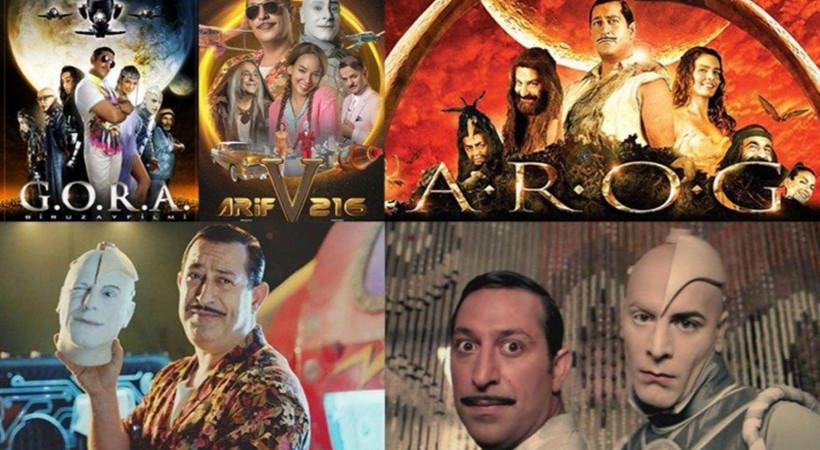 Cem Yılmaz filmleri için dinsel inceleme!