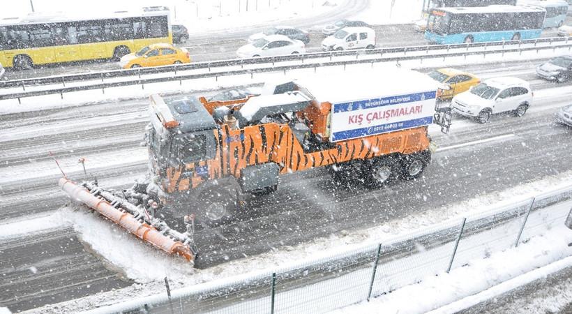 İstanbul için kar uyarısı: 20 santimi bulabilir!