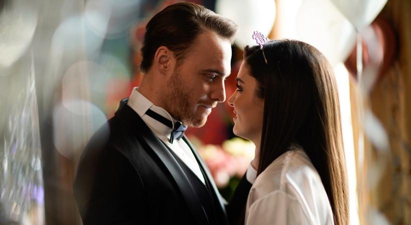 Sen Çal Kapımı dizisinde düğün heyecanı!