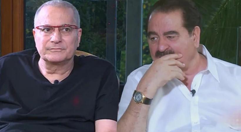 İbrahim Tatlıses ve Mehmet Ali Erbil İbo Show'da buluştu! Gözyaşları sel oldu