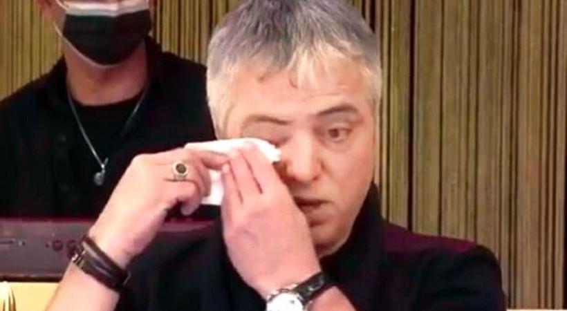 Cengiz Kurtoğlu gözyaşları içinde itiraf etti