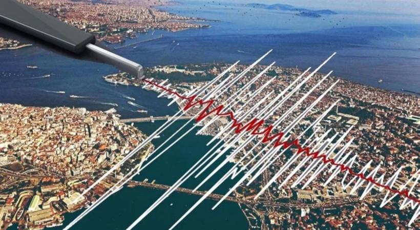 İstanbul fayında anormallik! Kandilli kırılma beklenen ilçeleri sıraladı