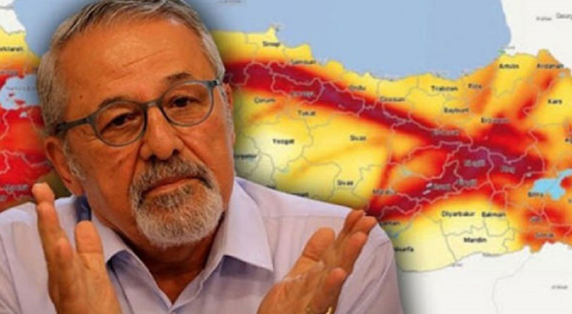 İzmir depreminin ardından Naci Görür'den açıklama