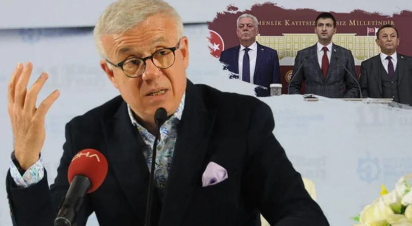 Ertuğrul Özkök'ten CHP'den ayrılan vekillere sert sözler! 'Bu kafayla kalabilecekleri tek yer...'