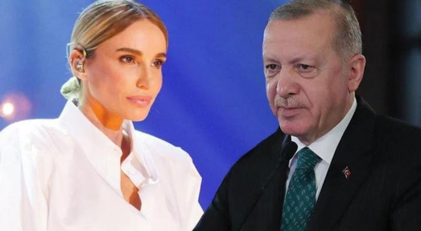 Gülşen'den Erdoğan'a LGBTİ+ tepkisi