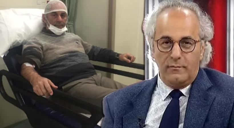 KRT TV programcısı Osman Güdü'ye saldırı!